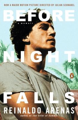 Before Night Falls: A Memoir Cover Image