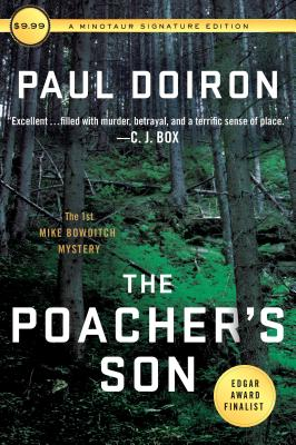 The Poacher's Son: The First Mike Bowditch Mystery (Mike Bowditch Mysteries #1) Cover Image