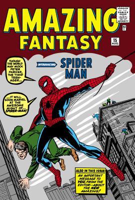 Amazing Spider-Man Omnibus - Volume 1 Cover