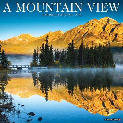 Mountain View 2021 Wall Calendar Cover Image