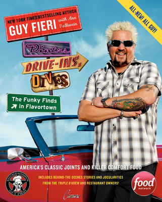 Diners, Drive-Ins, and Dives Cover