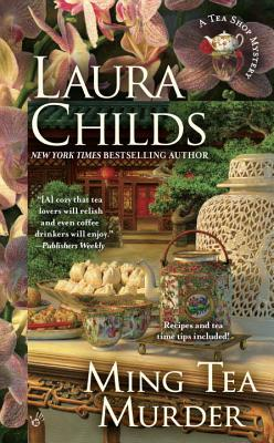 Ming Tea Murder (A Tea Shop Mystery #16) Cover Image