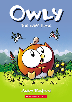The Way Home (Owly #1) Cover Image
