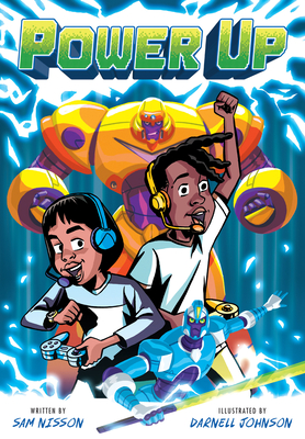 Power Up (A Power Up Graphic Novel) Cover Image