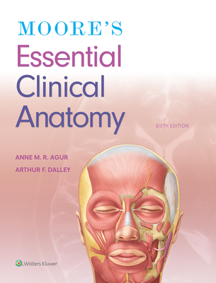 Moore's Essential Clinical Anatomy Cover Image