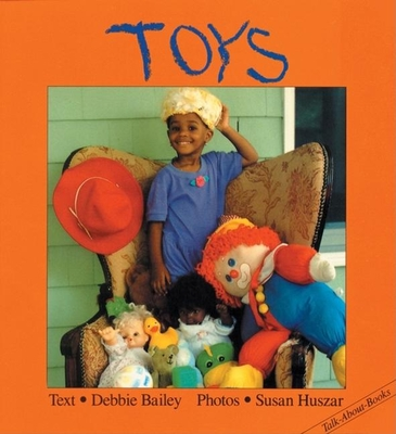 Toys (Talk-About-Books #1) Cover Image