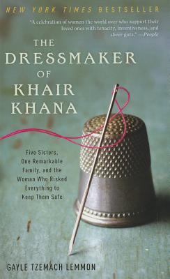 The Dressmaker of Khair Khana Cover