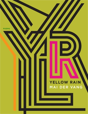 Yellow Rain: Poems Cover Image