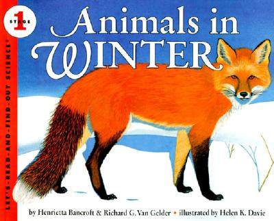 Animals in Winter (Let's-Read-and-Find-Out Science 1) Cover Image