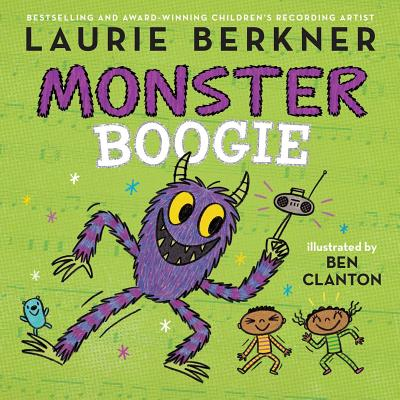 Cover for Monster Boogie