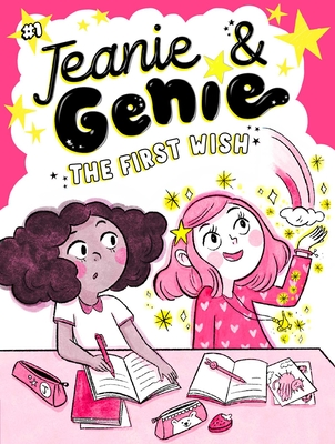 The First Wish (Jeanie & Genie #1) Cover Image
