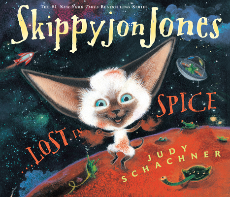 Skippyjon Jones... Lost in Spice [With CD (Audio)] Cover