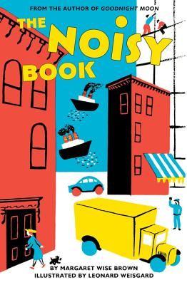 The Noisy Book Board Book Cover Image