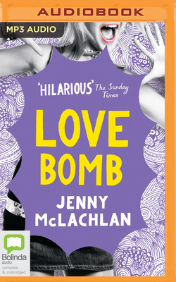 Cover for Love Bomb (Ladybirds #2)