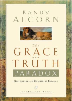 The Grace and Truth Paradox Cover