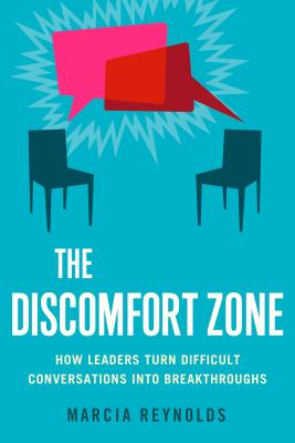 Cover for The Discomfort Zone