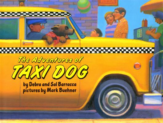 The Adventures of Taxi Dog Cover