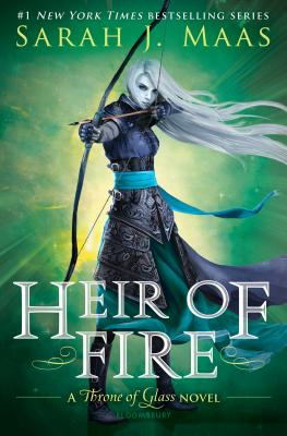 Heir of Fire (Hardcover) By Sarah J. Maas