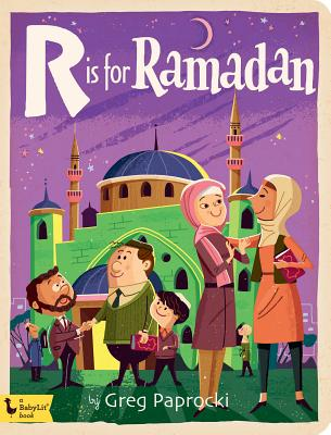 R Is for Ramadan Cover Image
