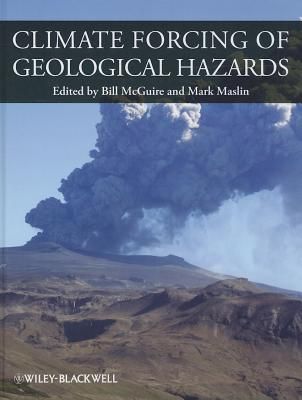 Climate Forcing of Geological Hazards Cover Image