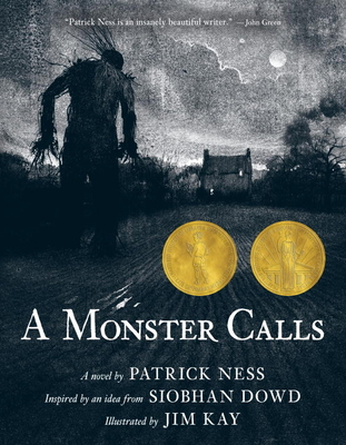 A Monster Calls: Inspired by an idea from Siobhan Dowd (Paperback) By Patrick Ness, Jim Kay