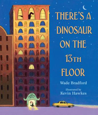 There's a Dinosaur on the 13th Floor Cover Image