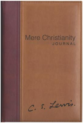 Mere Christianity Journal Cover Image