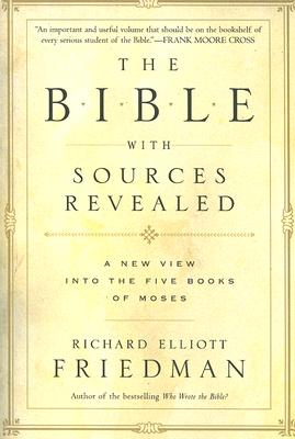 The Bible with Sources Revealed Cover