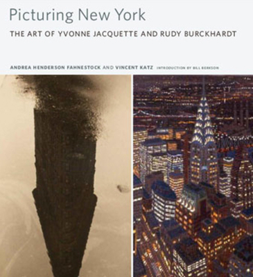 Cover for Picturing New York