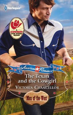 The Texan and the Cowgirl Cover
