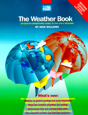 The USA Today Weather Book Cover