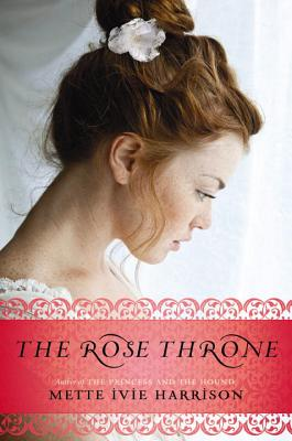 Cover for The Rose Throne
