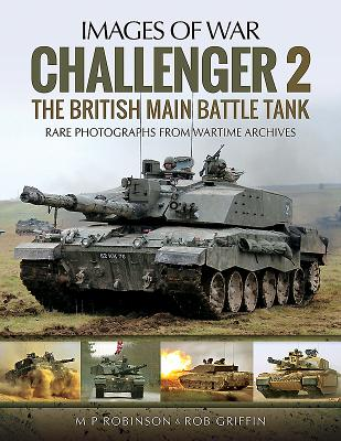 Challenger 2: The British Main Battle Tank (Images of War) Cover Image