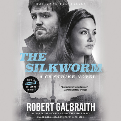 The Silkworm (Cormoran Strike Novels #2) Cover Image