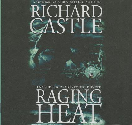 Raging Heat Lib/E (Nikki Heat #6) Cover Image