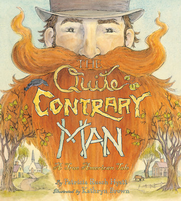 The Quite Contrary Man Cover
