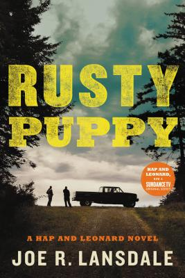 Rusty Puppy Lib/E (Hap Collins and Leonard Pine Mysteries #12) Cover Image
