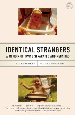 Identical Strangers: A Memoir of Twins Separated and Reunited Cover Image