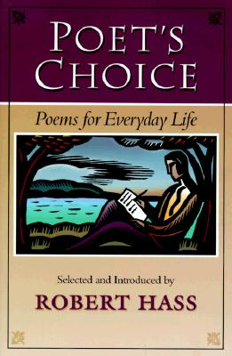 Cover for Poet's Choice