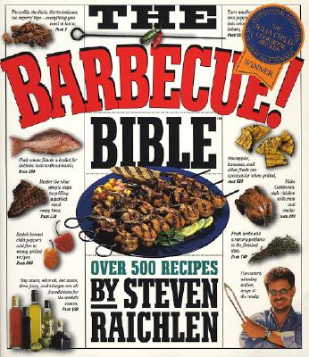 The Barbecue Bible! Cover
