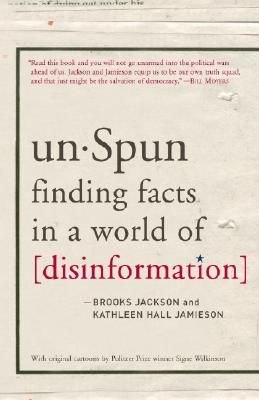 Unspun: Finding Facts in a World of Disinformation Cover Image