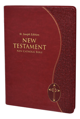 St. Joseph New Catholic Bible New Testament Cover Image