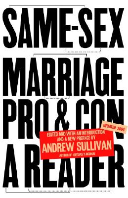 Same-Sex Marriage Cover
