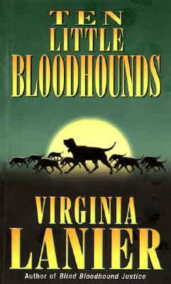 Ten Little Bloodhounds Cover Image
