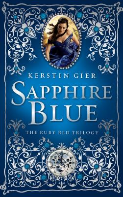 Sapphire Blue (The Ruby Red Trilogy #2) Cover Image