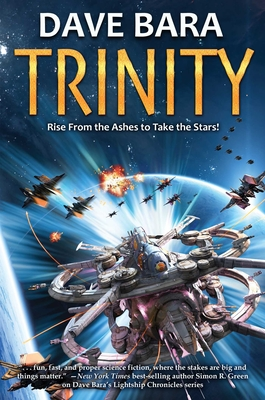 Cover for Trinity