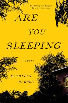 Are You Sleeping: A Novel Cover Image