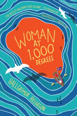 Woman at 1,000 Degrees: A Novel Cover Image