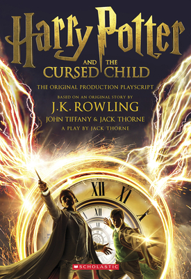 Harry Potter and the Cursed Child, Parts One and Two Cover