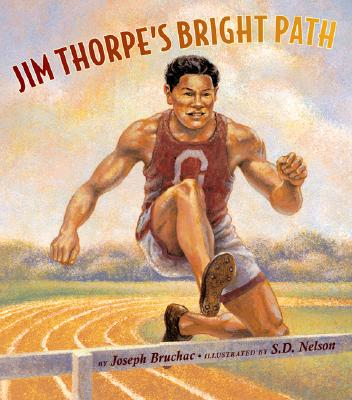 Jim Thorpe's Bright Path Cover